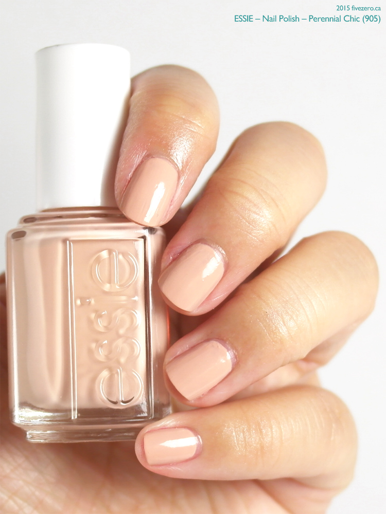 Essie Nail Polish in Perennial Chic, swatch