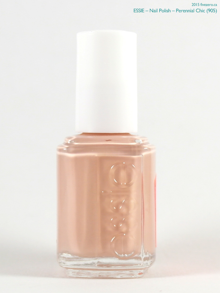 Essie — Perennial Chic & Picked Perfect (Nail Polish) Swatch ...