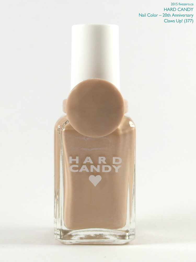 Hard Candy Nail Color (20th Anniversary) in Claws Up!
