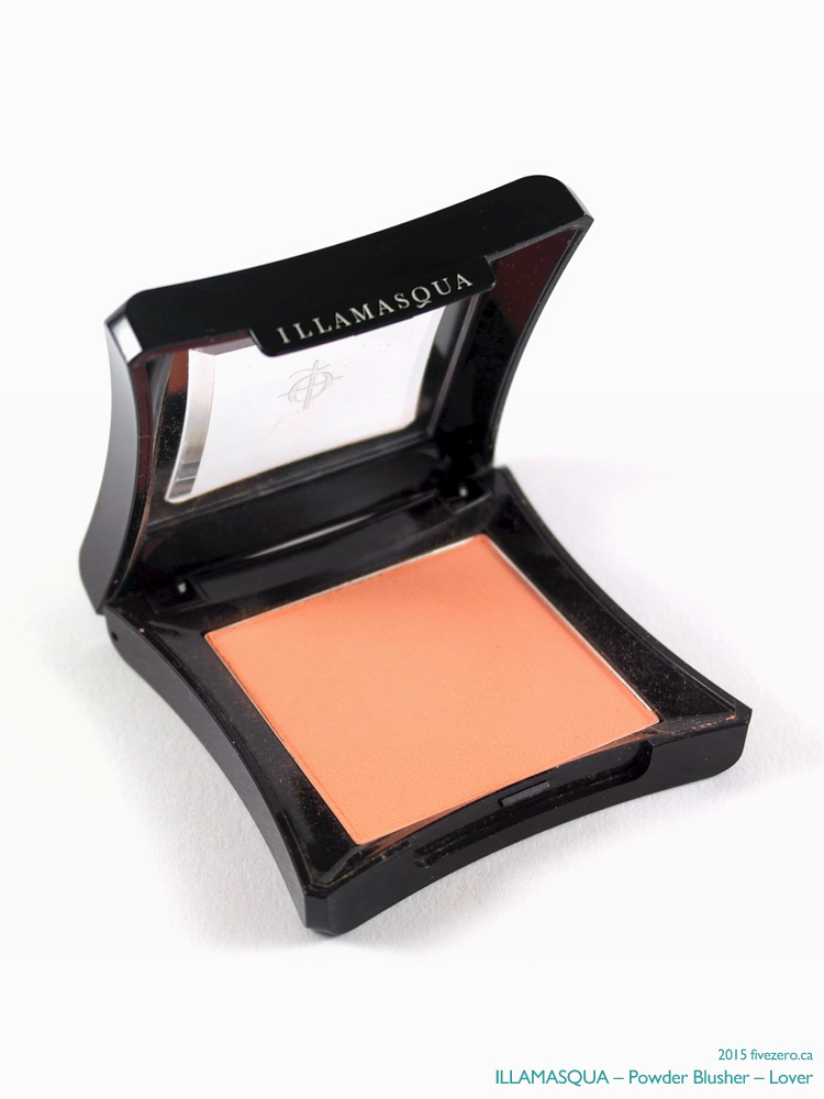 Illamasqua Powder Blusher in Lover
