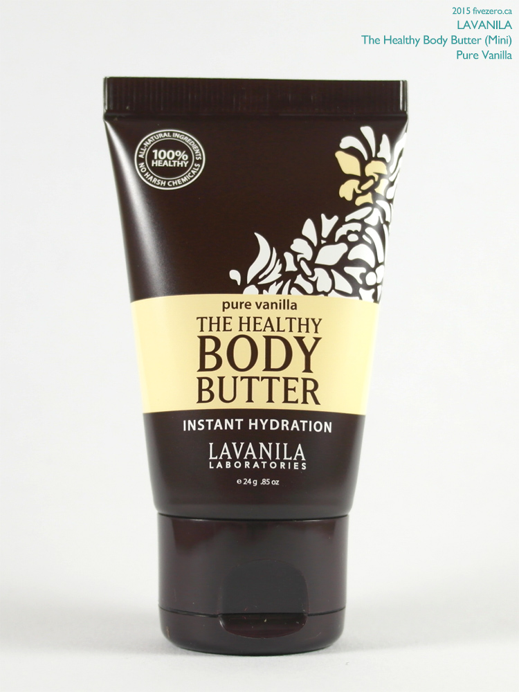 Lavanila The Healthy Body Butter in Pure Vanilla