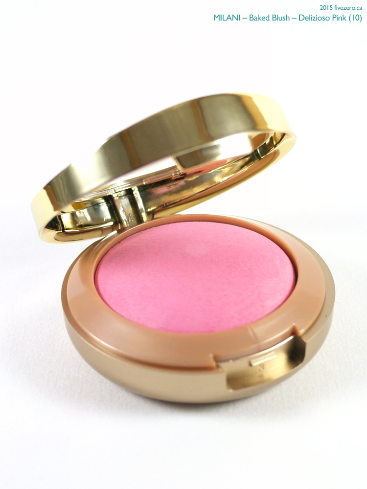 Milani Baked Blush in Delizioso Pink