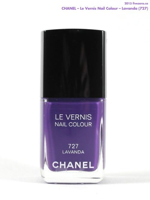 Chanel Le Vernis in Lavanda