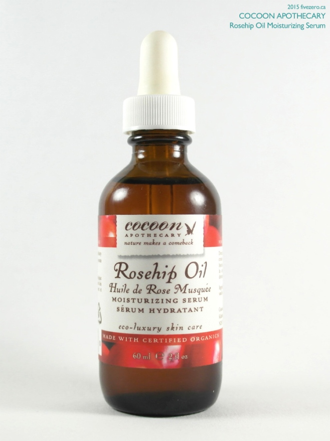 Cocoon Apothecary Rosehip Oil