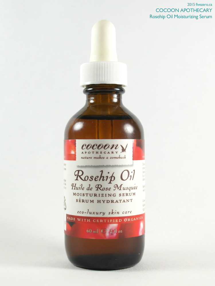 Cocoon Apothecary Rosehip Oil Moisturizing Serum