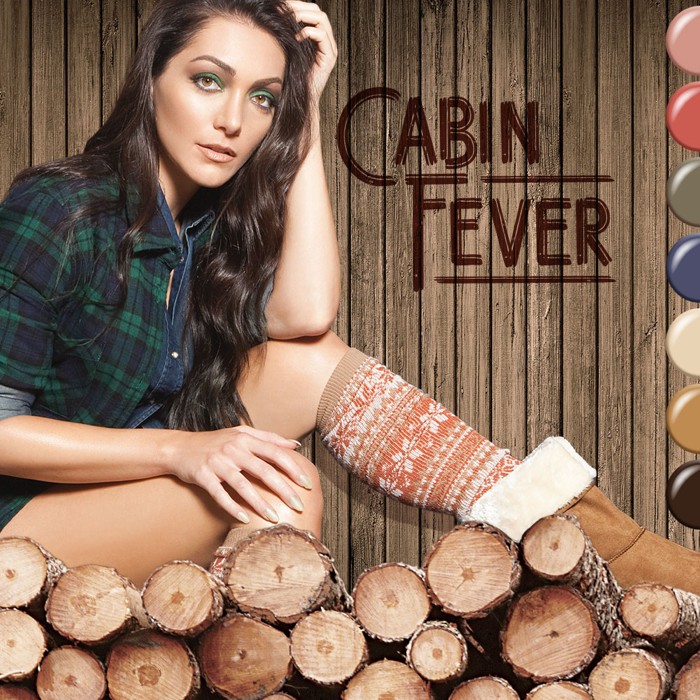 Color Club Cabin Fever Collection, Fall 2015