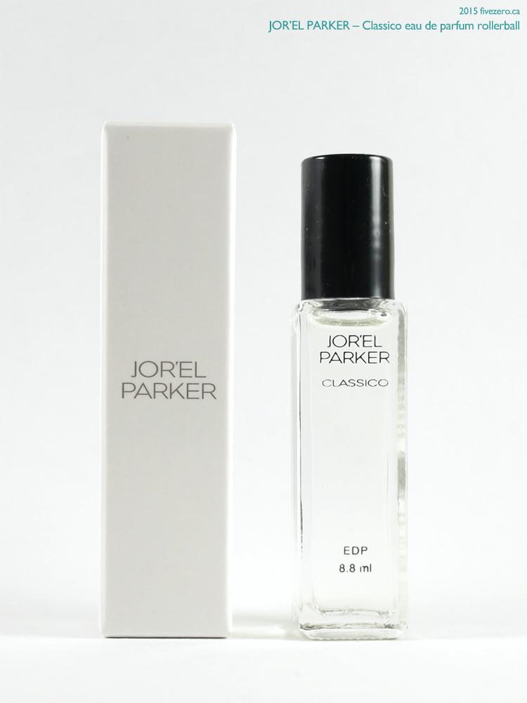 Jor'el Parker Classico eau de parfum rollerball