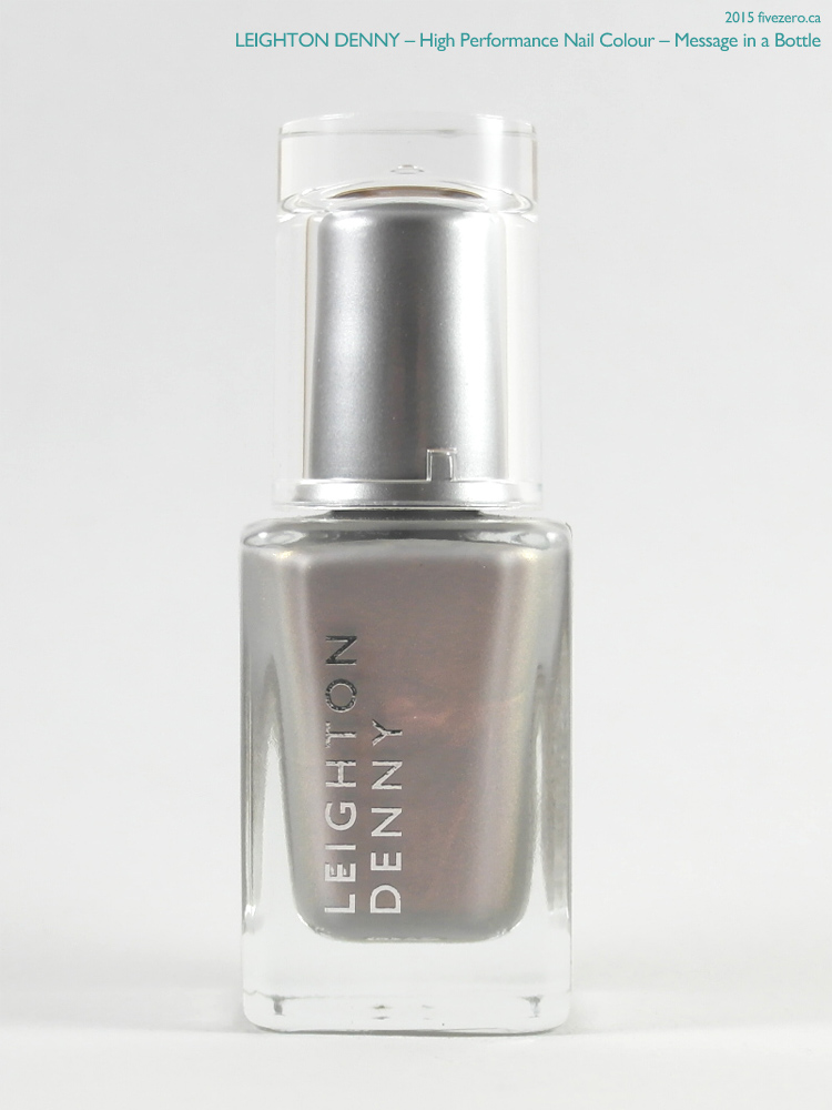 Leighton Denny High Performance Nail Colour in Message in a Bottle