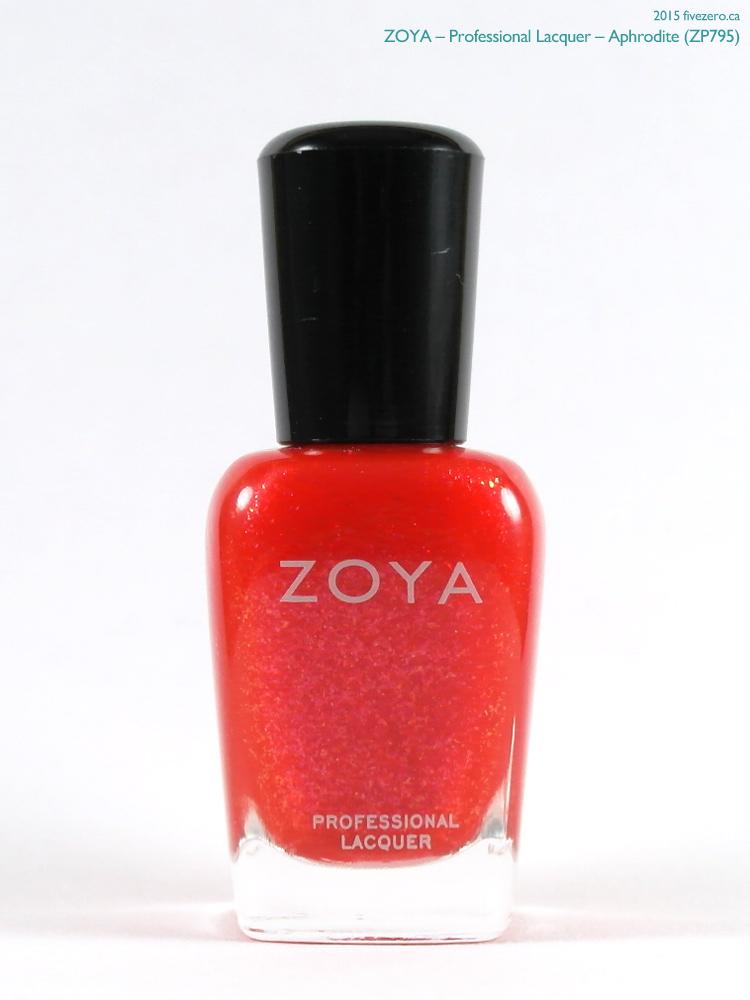Zoya Professional Lacquer in Aphrodite