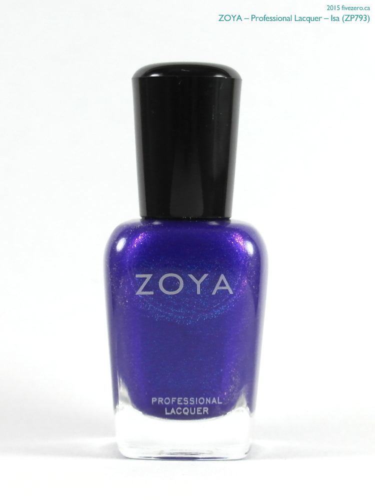 Zoya Professional Lacquer in Isa
