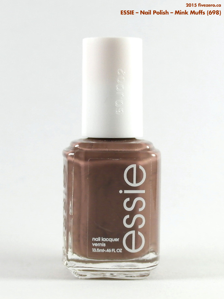 Essie Nail Polish in Mink Muffs
