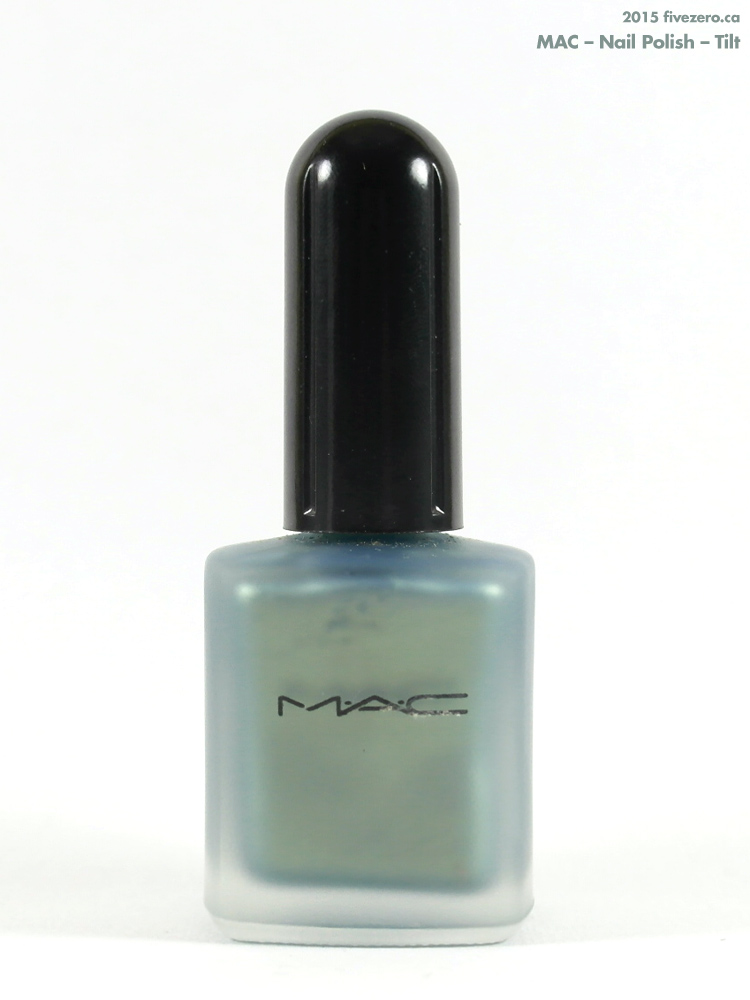 MAC Nail Polish in Tilt