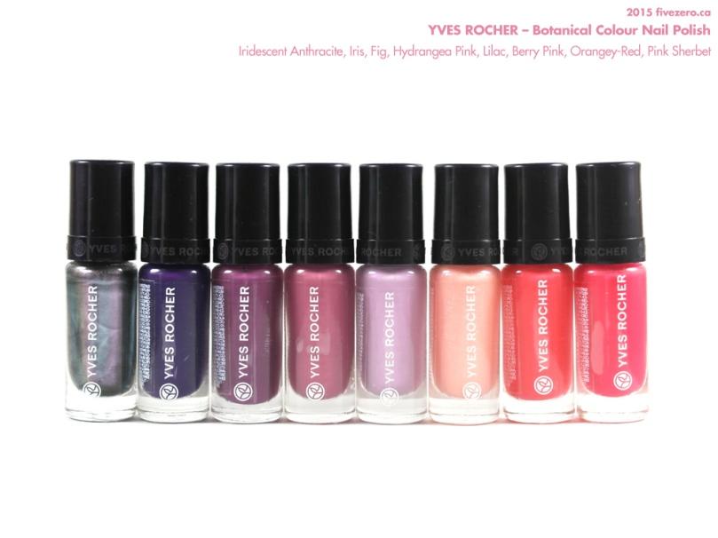 Yves Rocher Botanical Colour Nail Polish
