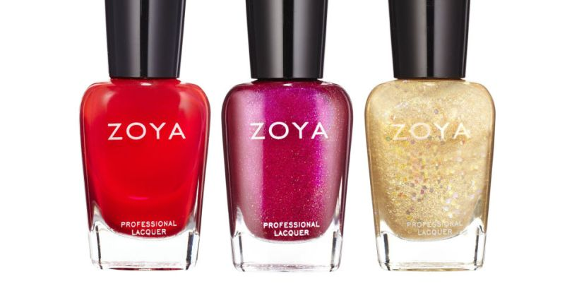 Zoya new polishes for Redbook, August 2015