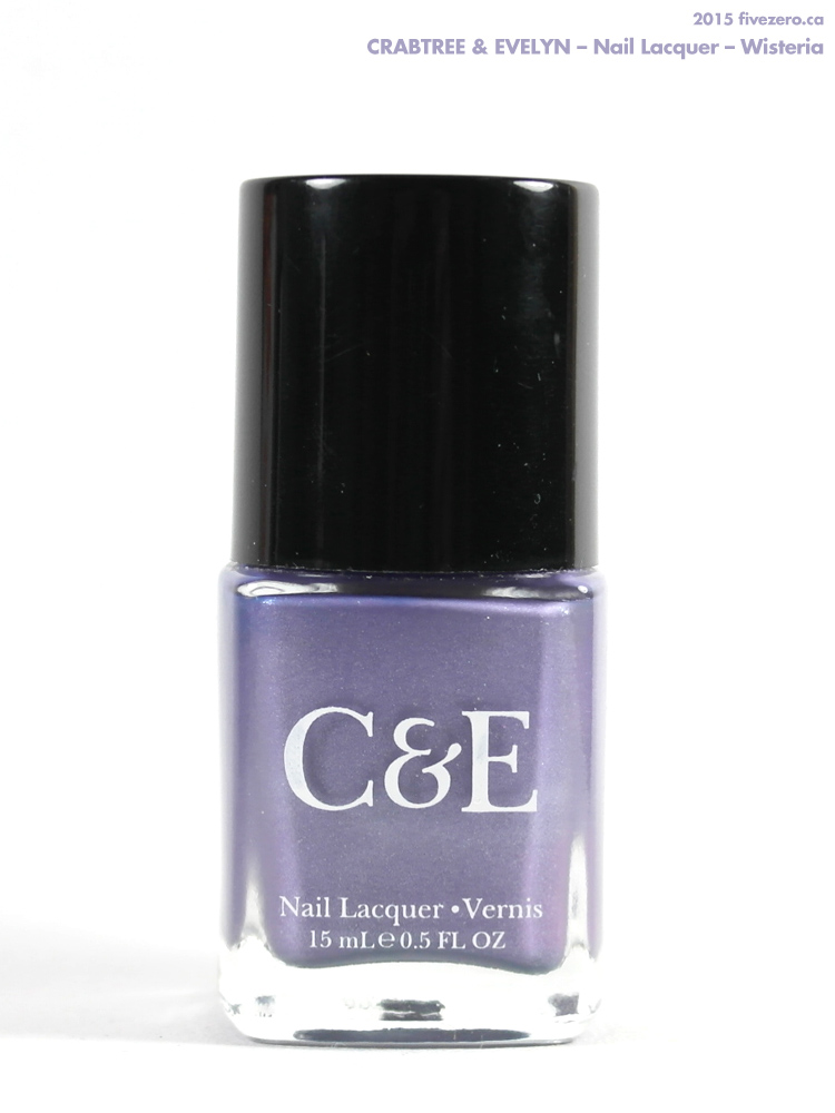 Crabtree & Evelyn Nail Lacquer in Wisteria