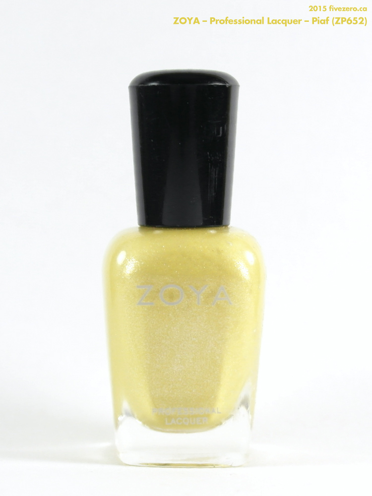Zoya Professional Lacquer in Piaf