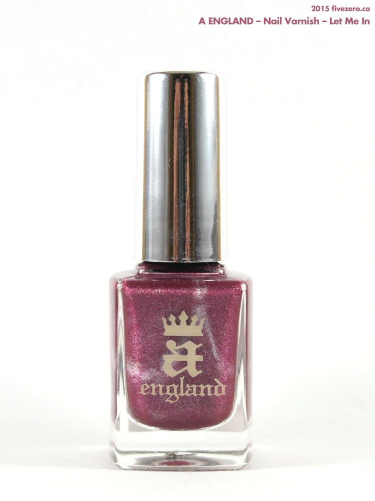 A England Nail Varnish in Let Me In