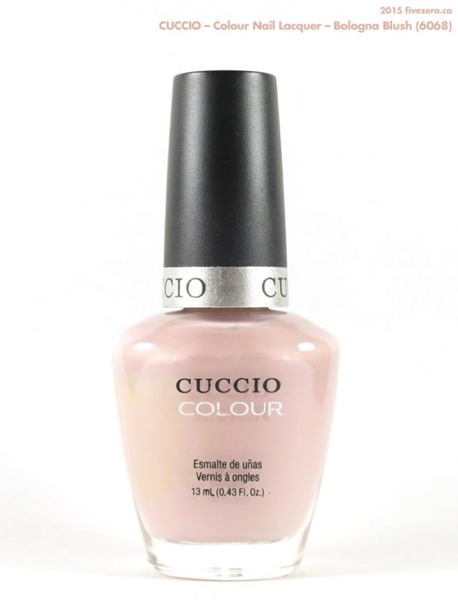 Cuccio Colour Nail Lacquer in Bologna Blush