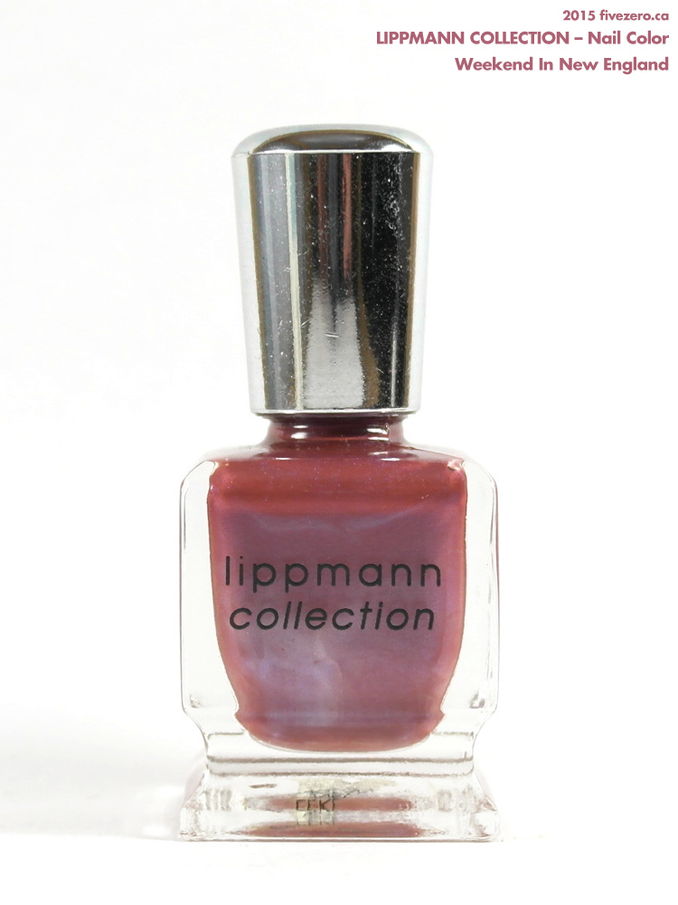 Deborah Lippmann Collection Nail Color in Weekend In New England