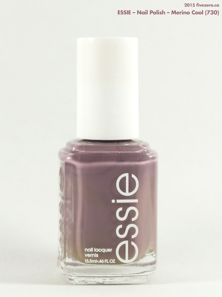 Essie — Merino Cool (Nail Polish) Swatch & Review
