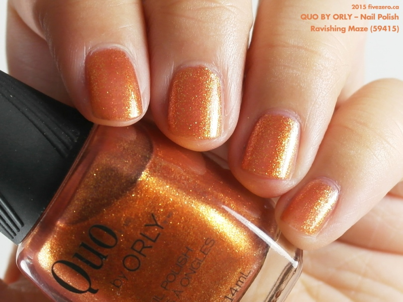 Quo by Orly Nail Polish in Ravishing Maze