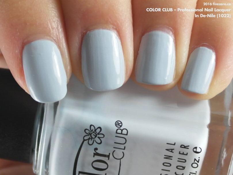Color Club — In De-Nile (Professional Nail Lacquer) Swatch & Review ...