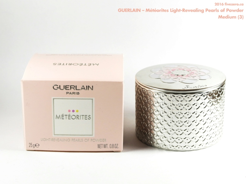 Guerlain Météorites Light-Revealing Pearls of Powder in Medium (3)