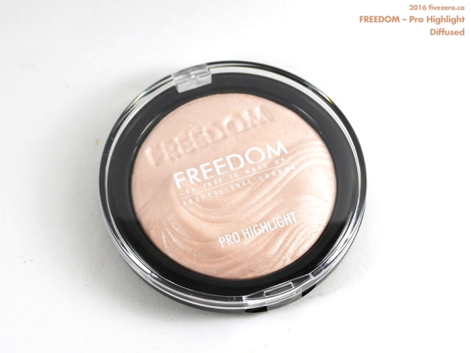 Freedom Pro Highlight in Diffused