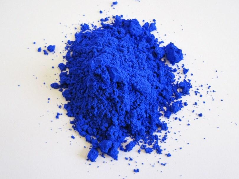 YInMn blue. Image: Oregon State University.