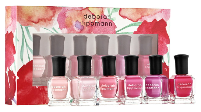 New Release Deborah Lippmann Pretty In Pink Fall 2016 Breast