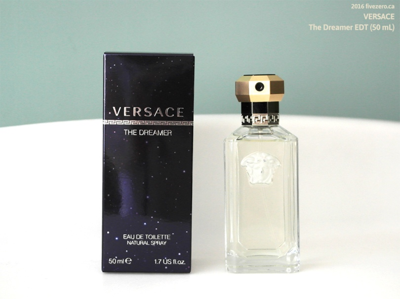 Versace The Dreamer Eau de Toilette (50 mL)