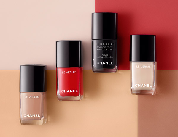 Chanel Spring 2017 Le Vernis Coco Codes collection