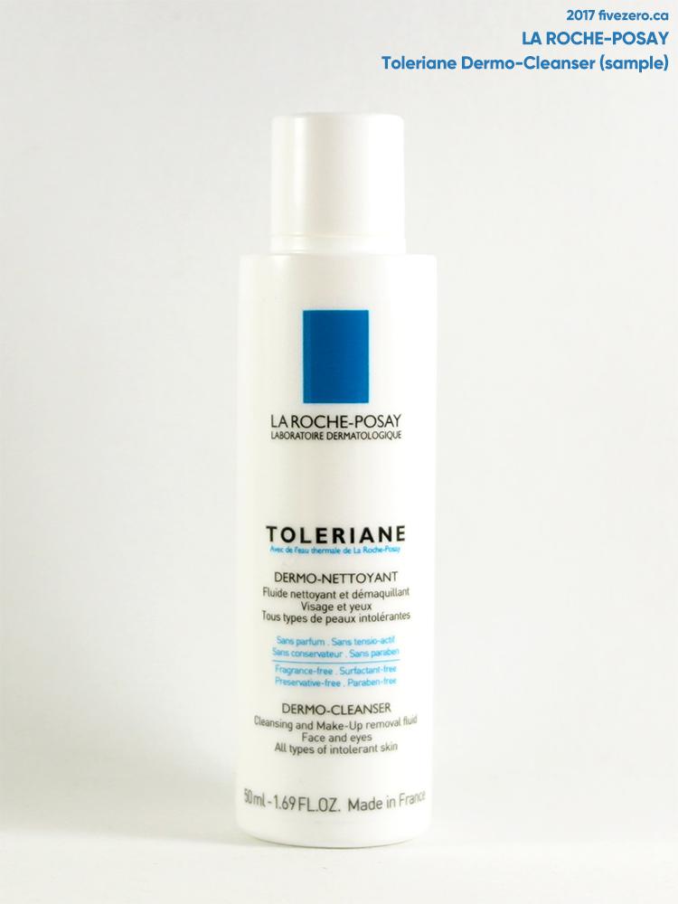 La Roche-Posay Toleriane Dermo-Cleanser (sample)