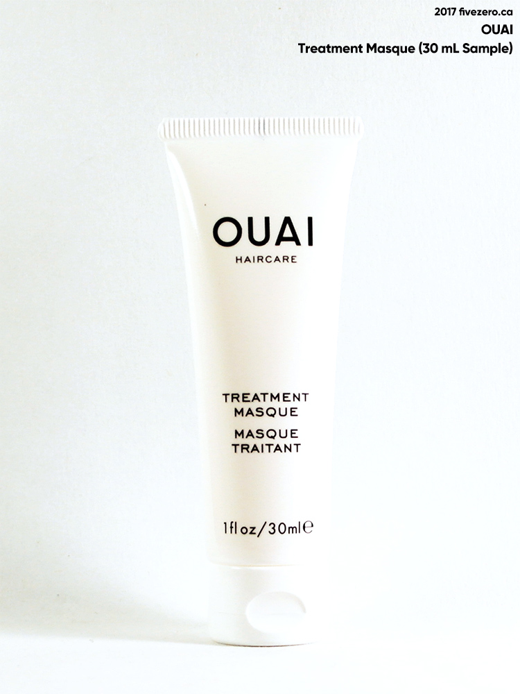 OUAI Treatment Masque (sample)