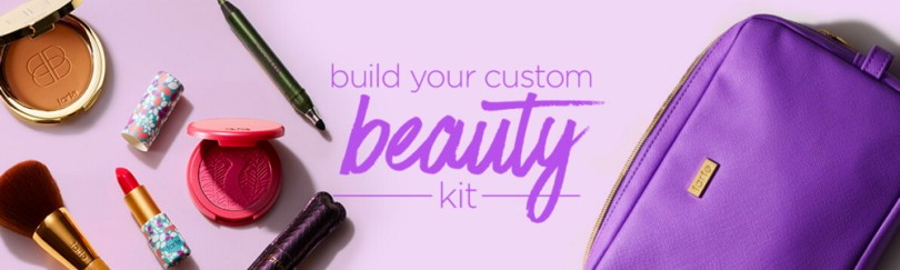 tarte Custom Beauty Kit Sale (May 2017)