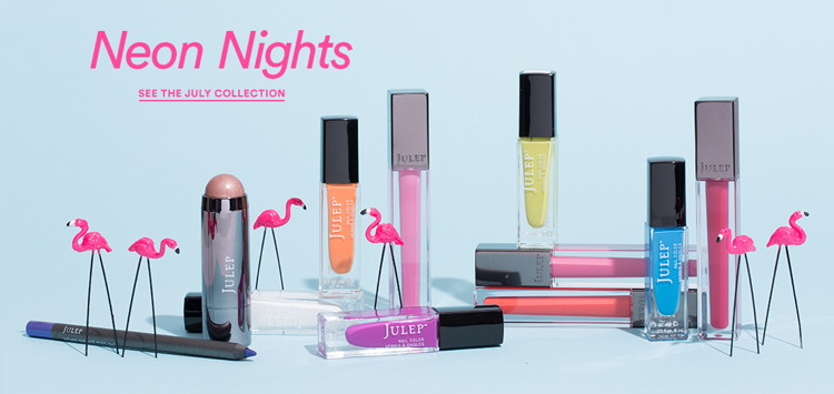 Julep Neon Nights July 2017 collection