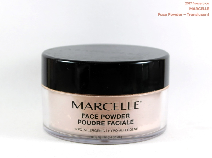 Marcelle Face Powder, Translucent