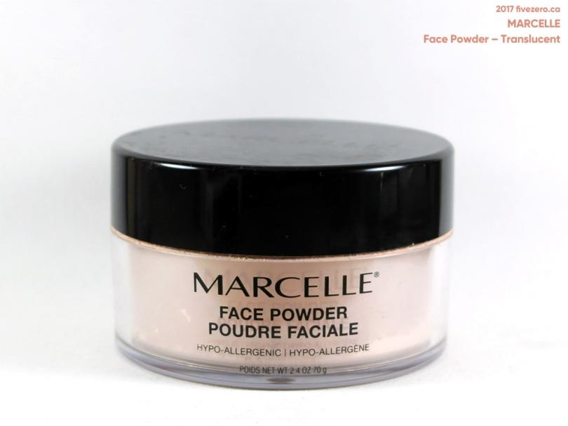 Marcelle Face Powder, Translucent