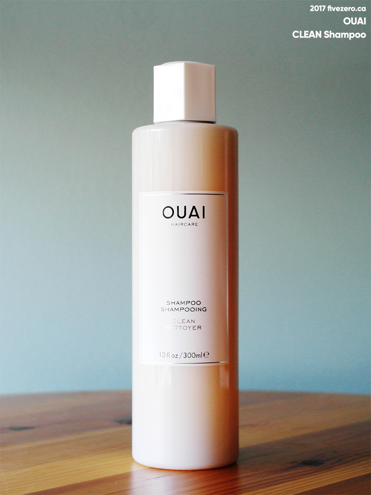 OUAI Haircare CLEAN Shampoo