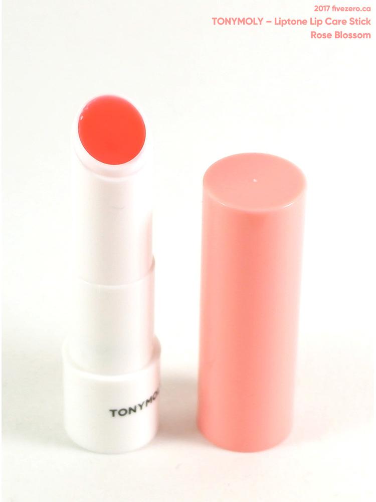 Tony Moly LIPTONE Lip Care Stick in Rose Blossom