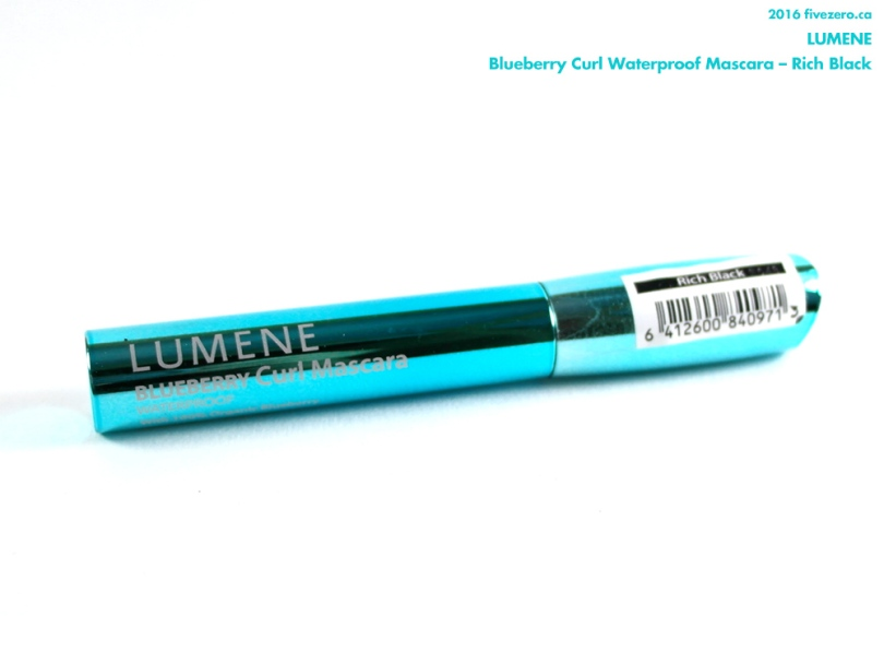 Lumene Blueberry Curl Waterproof Mascara