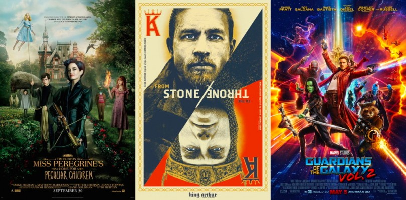 fivezero's movie & tv reviews (May–July 2017)