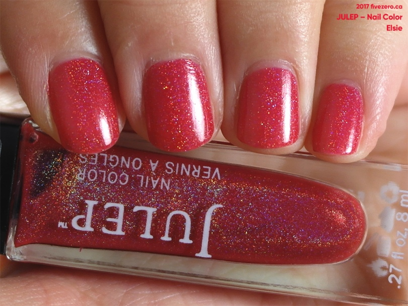 Julep Nail Color in Elsie, swatch