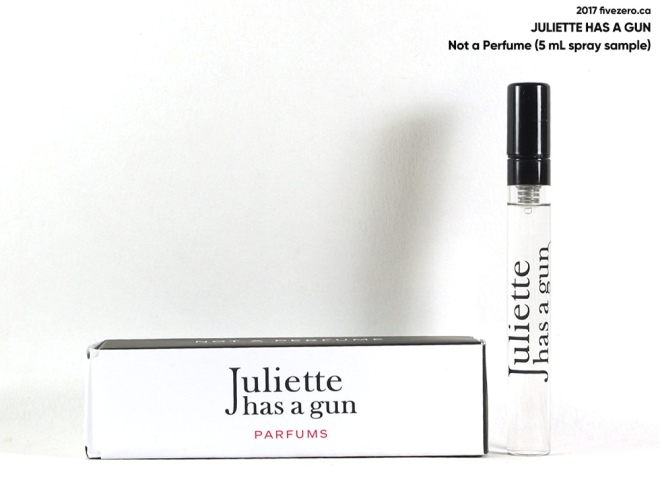 Juliette — Has a Gun Not a Perfume (5 mL spray sample)