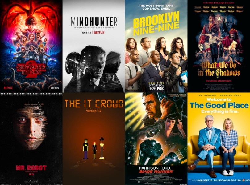 fivezero's Movies & TV Roundup (October 2017)