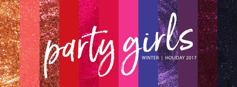 Zoya Party Girls Winter 2017 Collection