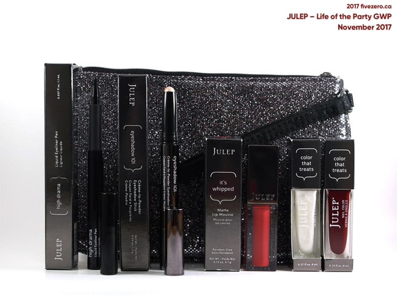 Julep Life of the Party GWP (November 2017)