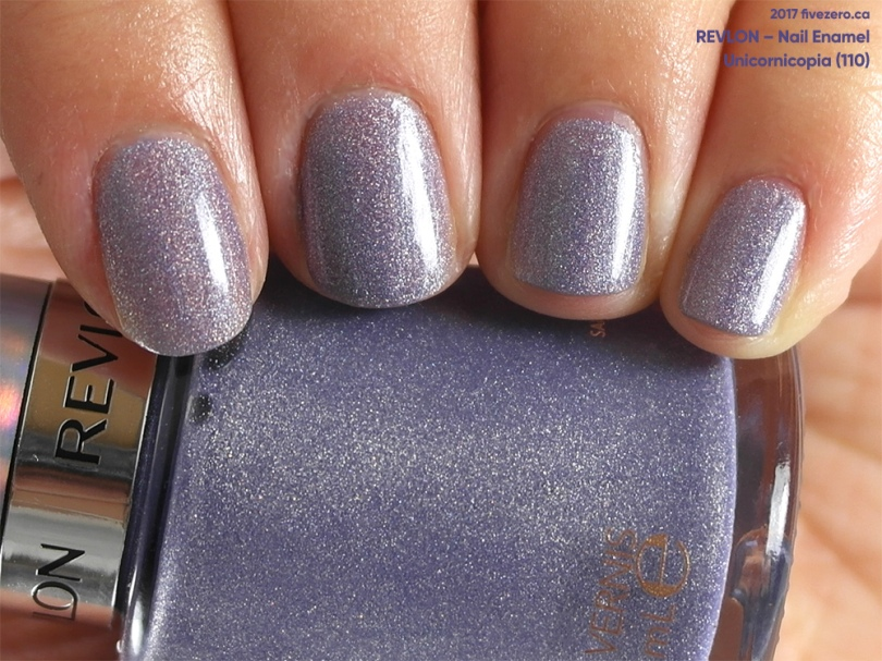 Revlon Nail Enamel in Unicornicopia, swatch