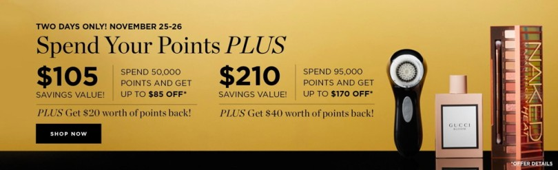Shoppers Drug Mart Spend Your Points Plus Event 2017 Shoppers Optimum
