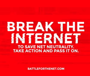 Battle for the Net: Save Net Neutrality